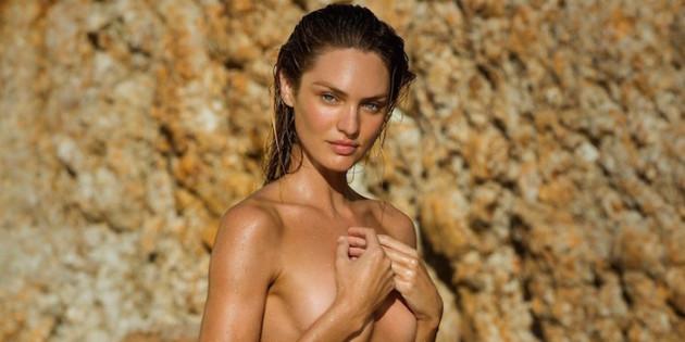 Candice Swanepoel Hot on Maxim Magazine
