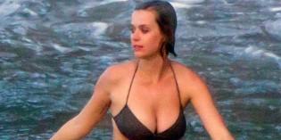 Katy Perry In a bikini in Hawaii