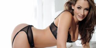 Anastasia Harris Topless