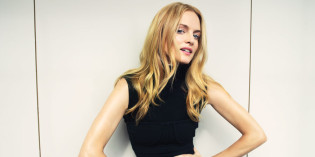 Heather Graham New York Moves Magazine