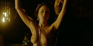 Game Of Thrones & Vikings Topless