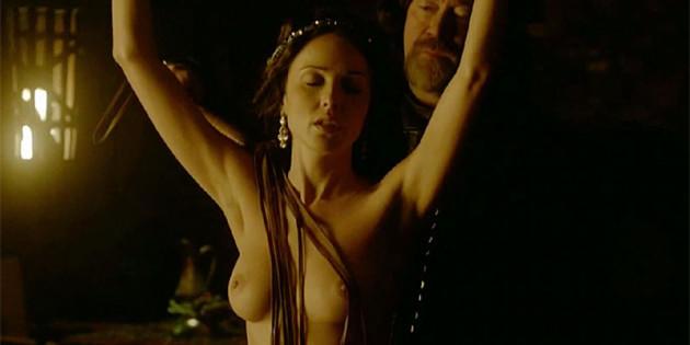 Game Of Thrones & Vikings Topless
