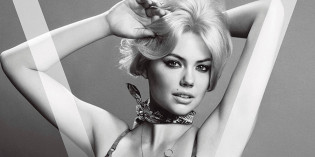 Kate Upton Super Hot in V-Magazine
