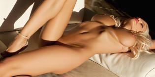 Lindsey Pelas Sexy Strip