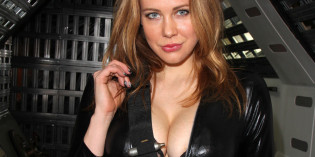Maitland Ward Covered Topless
