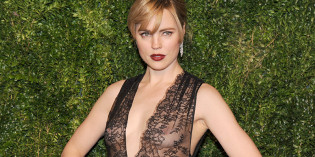 Melissa George See-Through