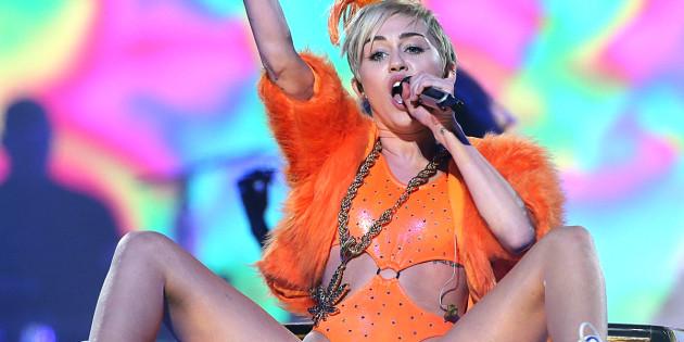 Miley Cyrus Live In Sydney