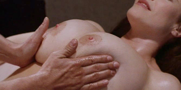 Mimi Rogers Topless In Full Body Massage