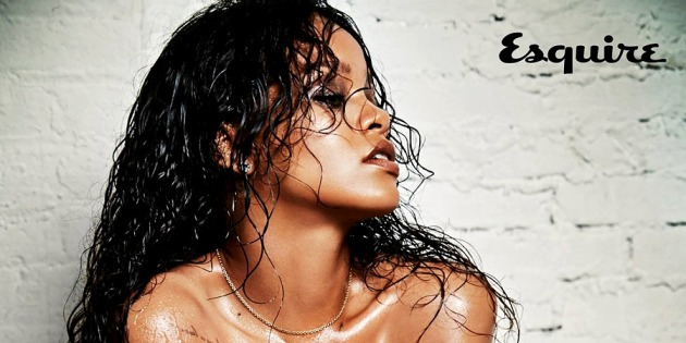 Rihanna Hot for Esquire