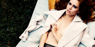 Amy Adams on Vanity Fair Magazine