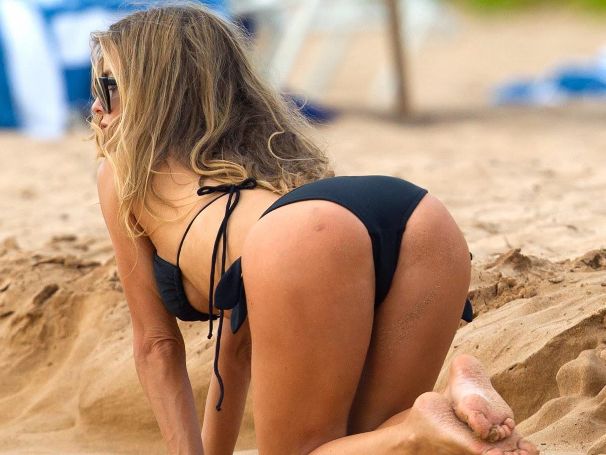 Carmen electra bikini fhm