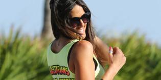 Claudia Romani – hot italian babe in Miami