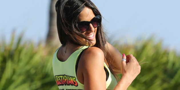 Claudia Romani – hot italian babe in Miami