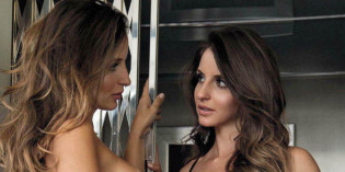 Debora and Denise Tubino in Playboy Mexico