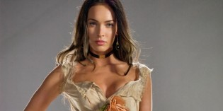 Megan Fox in Jonah Hex (Costume Test)