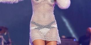 Miley Cyrus iheart radio concert