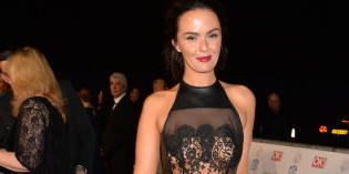 Jennifer Metcalfe at 2014 NTAwards in London