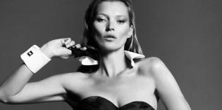Kate Moss topless on Playboy
