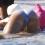 Jessica Alba in a bikini